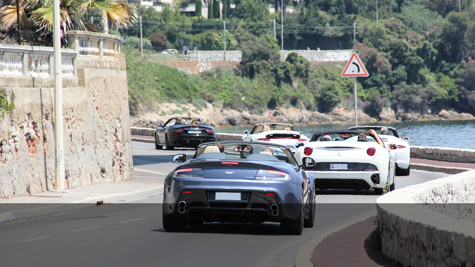 Cote D Azur Supercar Driving Experience Days Exotic Car Road